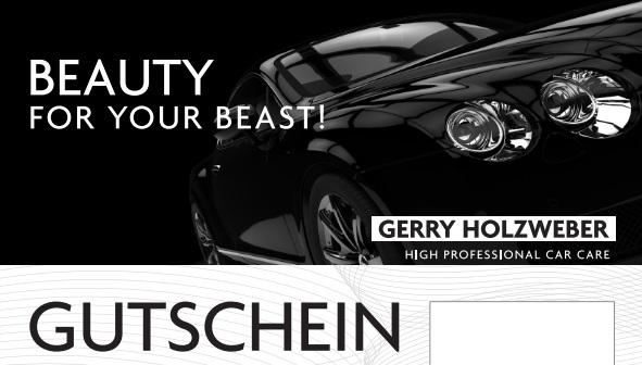 Schenken Sie Freude mit Gutscheinen von Gerry Holzweber. Die ideale Geschenksidee.