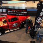 Mosertronik präsentierte sich auf der Messe Auto Zum in Salzburg.